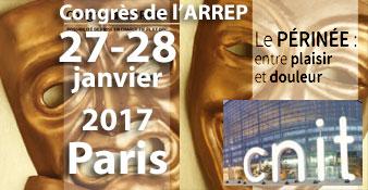 Congrès ARREP 27-28 janvier 2017 - Paris CNIT
