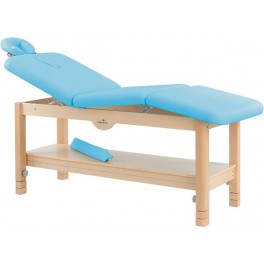 Table de massage fixe bois 3 plans C3269